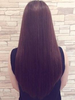 イートンクラフトの写真/マイクロスコープで頭皮と髪を診断☆マイナスイオンが成分を内部まで浸透させツヤツヤぷるんと弾む美髪へ!