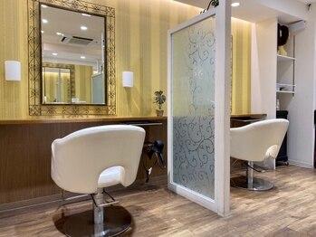 ルクール 大宮店(Lecoeur)の写真/<半個室のプライベートブース>であなただけの上質空間をご提供!お客様一人ひとりに最上級のおもてなしを。