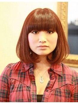 グロッシー(GLOSSY)の写真/ワンランク上の艶髪を目指す方に◎オーダーメイドの施術≪クリニックケアシステム≫で美髪へと導きます♪
