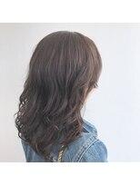 ヘアメイク オブジェ(hair make objet)ふんわりミディアム