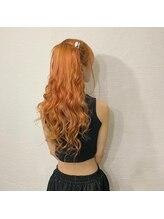 クラン ヘアーアンドスタジオ(CLAN hair & studio)みんな大好きオレンジカラー