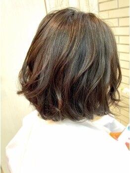 ソルヘアー(SoL hair)の写真/「なりたい髪型」と「骨格バランス」から一番似合う髪型を提案◎再現性の高い理想のスタイルが完成!☆