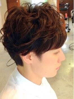 ラフ デザイン オブ ヘアー(rough design of hair)の写真/白髪染めでも私らしいスタイル♪ヘッドスパ付でダメージレスかつ美しく◎あなたに一番似合う髪色をご提案♪