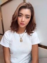 ビューティーコネクション ギンザ ヘアーサロン(Beauty Connection Ginza Hair salon)Nailey