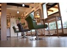 ヘアーアトリエチェルシー(hair atelier Chelsea)