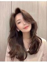 リコヘアー(LiCO HAIR)韓国式レイヤースタイル