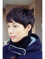 ラトリエコンタン(L´atelier Content)【L`atelier Content MIHO】マスキュリン☆3Dショート