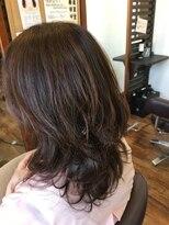 ヘアー ベル フルール(HAIR Belle fleur)ふんわり柔らかスタイル