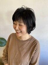 リビングヘアルーム(LIVING HAIR ROOM)伊藤 千恵