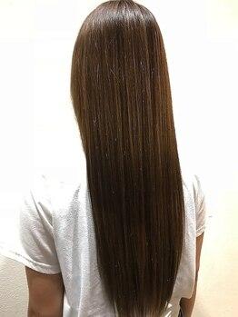 ブランシェ ガーデン春日井市民病院前店の写真/【春日井】☆独自開発の髪質改善トリートメント【アシッドシェイパー】で、髪質が今まで以上に新しくなる♪