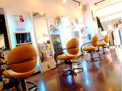 ヘアースタジオ ビー クール(Hair studio BE cool)の写真