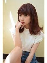 【Ticro Ueyama Style】チェリーレッド × ワンカール