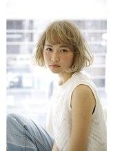 ラ ルーナ アレックス 神戸北町店(la luna alex)イノセントカラーボブ