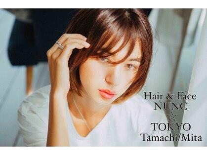 ヘアーアンドフェイス ヌンク(Hair&Face nunc)の写真