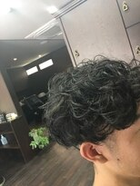髪の美院 シャルマン ビューティー クリニック(Charmant Beauty Clinic)メンズパーマ