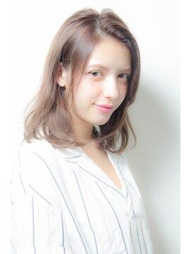 ミンクス 銀座店(MINX)【MINX銀座】蛭田佑介「大人のやわらかミディ」