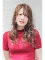 ロココオーガニックレーベル(LOCOCO organics label)セミウエット☆おフェロロングウェーブ♪