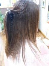 チチカカ スター ライズ ヘアー(chi chi ka ka star rise hair)営業ビフォーアフター、リカバリー縮毛矯正