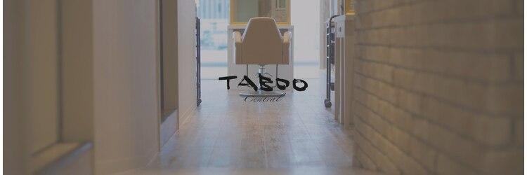 タブーセントラル(TABOO Central)のサロンヘッダー