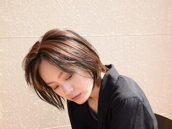 リノ(lino)の写真/カラーでお肌の見え方が違う!?トレンド×パーソナルカラー×なりたいイメージでワタシだけのカラーを実現!