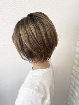 ヘアハウス ルアナ(Hair House Luana by NYNY)美人ショート☆
