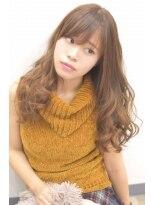 ヘアーサロン エール 原宿(hair salon ailes)(ailes原宿)style275 デザインカラー☆シースルーベージュ