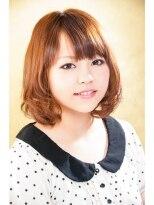 ヘアーメイク カリユ(HAIR MAKE kariyu)ユルふわボブ★