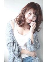 ロゼオ(Roseo)【Roseo】女性人気No.1☆可愛くユルやかカールのセミロング♪