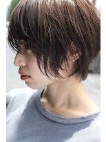 ヘアーアンドメイク フォルス(HAIR&MAKE FORS)【FORS】西田ゆか 横顔美人なナチュラルショート♪