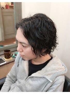ブリード ヘアデザイン(breed hair design)【breed style】Men's【天神/大名/美容室】天神・大名