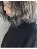 【central】ハイブリーチ × ブルーバレイヤージュ