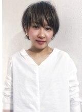 ヘアーローラン 藤沢(hair LORAN fujisawa)さっぱりandザックリが可愛い♪ナチュラルショート