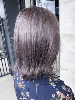 ユナイテッドビューティーウェストコースト(UNITED BEAUTY WEST COAST)の写真/【髪質改善】1人1人の髪質に合わせたヘアケアを追求!輝くような美髪をハホニコトリートメントで叶えて★