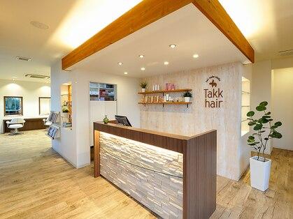 タックヘア 豊田店(Takk hair)の写真