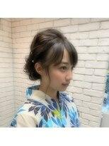 ヘアーメイクミキ 上野本店(hair make MIKI)浴衣ヘアセット
