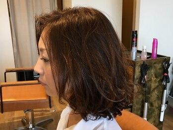 ヘアデザイン アーチェロ(hair design ACERO)の写真/《月曜もOPEN♪》【カット+カラー+パーマ¥11880】運命のパーマに出会うなら…高いパーマ技術が人気の秘密☆