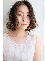 ラレイ(Lalei)【ささきまさき】髪質改善カット+オリーブベージュ