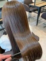 オーブ ヘアー モナ 宮崎店(AUBE HAIR mona)【髪質改善】ULTOWAトリートメント