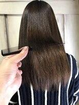 アンフィフォープルコ(AnFye for prco)【AnFye for prco】明るい髪でもジュエリーシステム×縮毛矯正