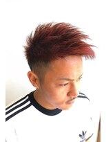 ヘアー リラクゼーション アンヴィ(Hair Relaxation anvi)人気急上昇!レッドカラー