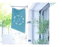 ココヘアー(cocohair)の雰囲気(通うのが楽しみになるsalon☆旗が目印です☆)