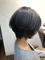 髪質改善ヘアエステ アリュール(allure)マッシュショートで差をつけましょう☆【新宿 髪質改善 allure】