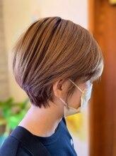 ヘアーシー(HAIR C,)[HAIR C shoichi]美女丸みショート