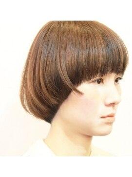 ニコ ヘアメイク(NICO HAIRMAKE)Mushroom hair