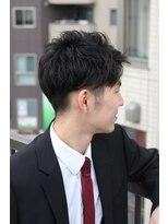 MEN'S HAIR #リクルート #ビジネス