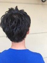 【岡谷市/ottof/北原】刈り上げなしニュアンスパーマ