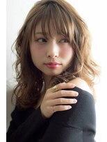 ミンクス 原宿店(MINX)MINX藤田 大人可愛い 小顔 愛されミディアム