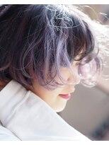 アルゴンキントウキョウ(THE ALGONQUIN TOKYO)当店オリジナルダブルカラーによるムラ染め★