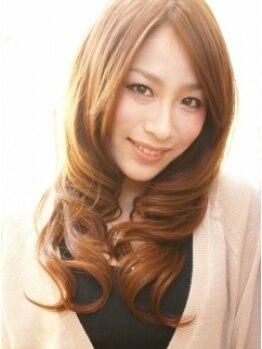 ミューズ 東所沢店(Muse)の写真/【初回価格★カット+カラー¥5200~】一流メーカーのカラー剤使用!!季節に合わせて髪色チェンジ☆