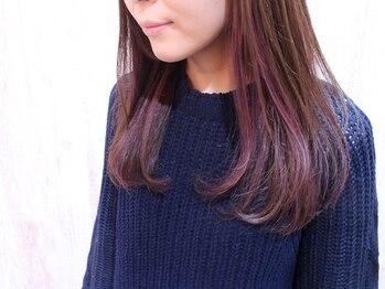 リコリス(licoris)の写真/髪のダメージやクセ毛による広がりやうねり等は《licoris》の縮毛矯正で改善☆憧れのサラサラヘアが叶う♪